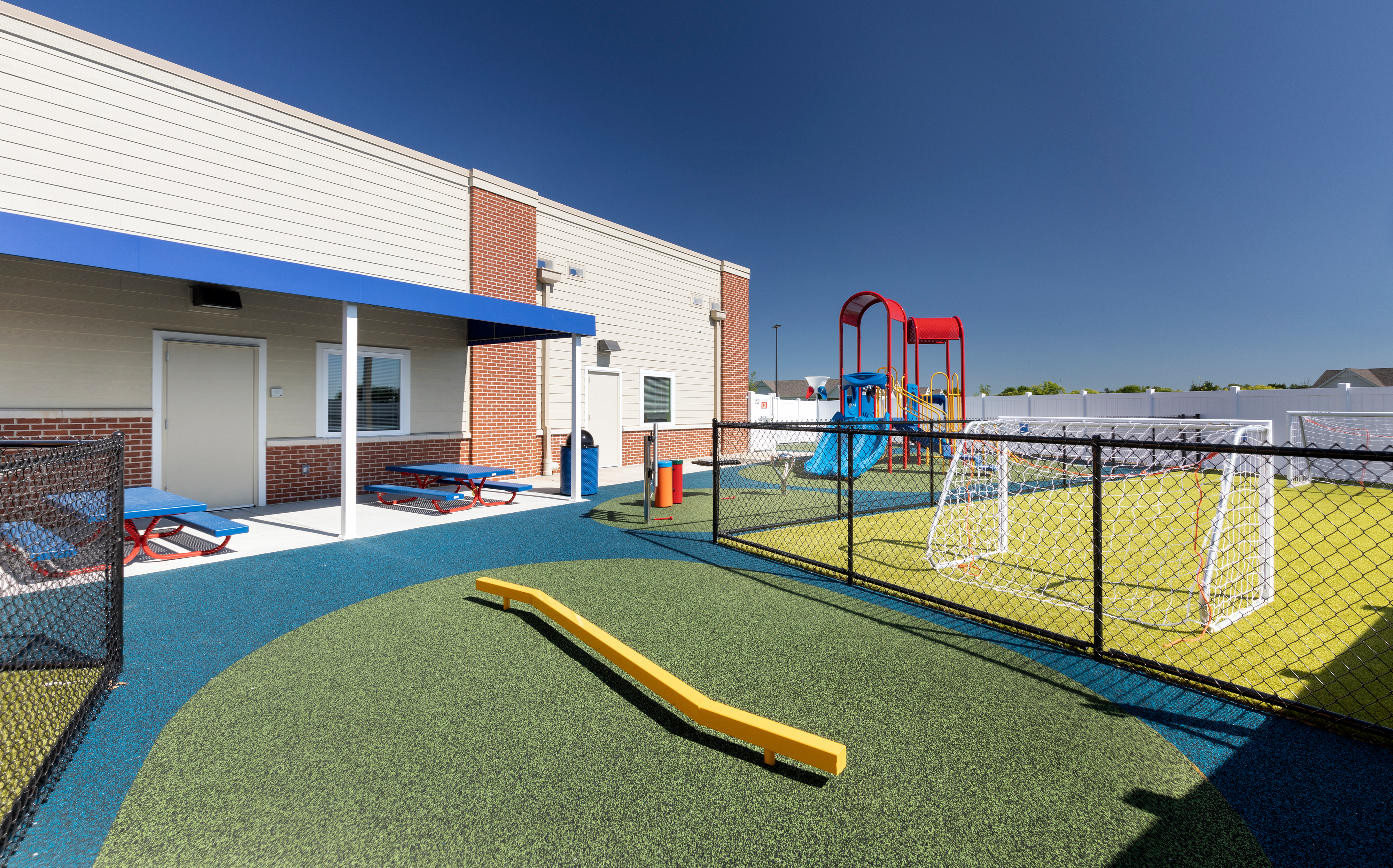 The Learning Experience Playground