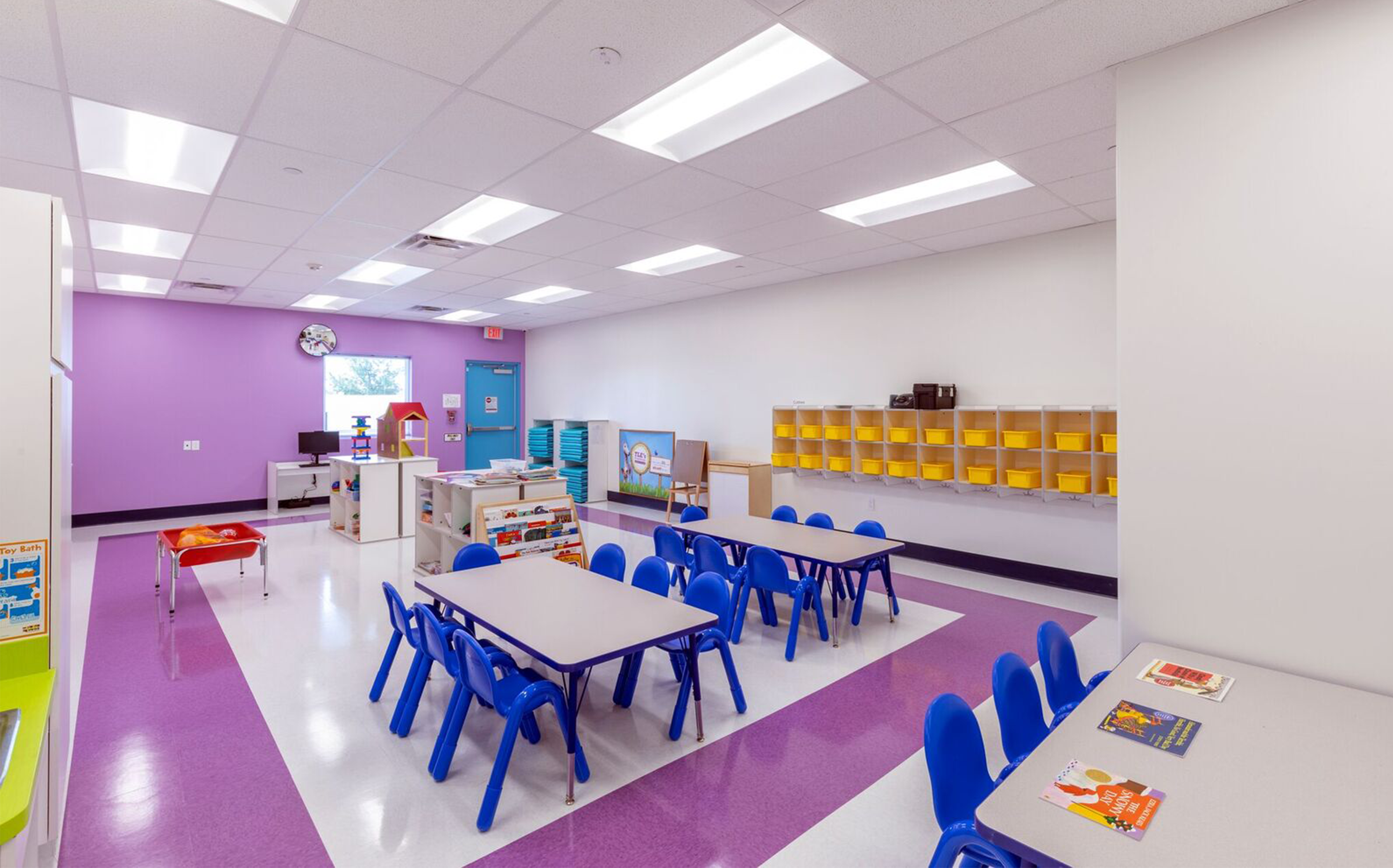 The Learning Experience Classroom